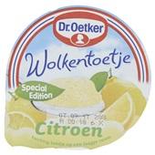 Dr. Oetker wolkentoetje citroen