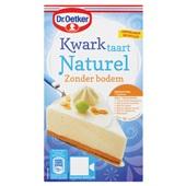 Dr. Oetker Bakmix Kwarktaart Naturel Zonder Bodem