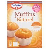 Dr. Oetker Muffinmix Naturel