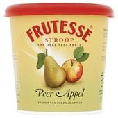 Frutesse Fruitstroop Peer Appel