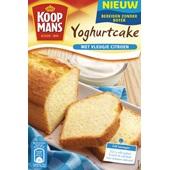 Koopmans Bakmix Mix Voor Yoghurtcake