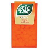 Tic Tac Orange