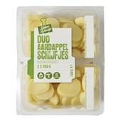 aardappel schijfjes duo verpakking