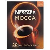 Nescafé Oploskoffie Café Mocca
