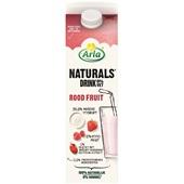 Arla Naturals drinkyoghurt rood fruit