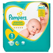 Pampers new baby luiers newborn cary pack