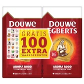 Douwe Egberts Aroma Rood Koffie Snelfilter Dubbelpack