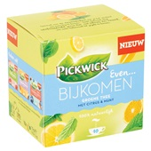 Pickwick thee  even bijkomen