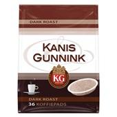 Kanis - Gunnink Pads Koffie Dark Roast