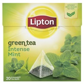 Lipton Thee Green Intense Mint