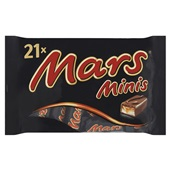 Mars Mini's