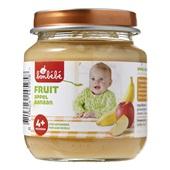 Bonbébé Baby/Peuter Fruithapje Appel En Banaan
