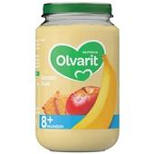 Olvarit Baby/Peuter Fruithapje Banaan, Koek