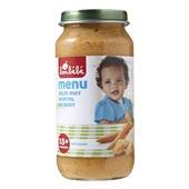 Bonbébé Baby/Peuter Maaltijd Zalm Met Rijst voorkant