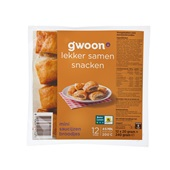 Gwoon Mini saucijzenbroodjes