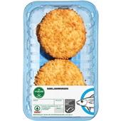 Spar Kabeljauwburger 2 stuks