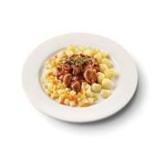 Culivers (49) varkensstoofpotje, groentemix en mini krieltjes