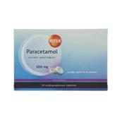 Roter Paracetamol Smelt