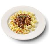 Culivers (12) varkensstoofpotje, groentemix en mini krieltjes gluten- en lactosevrij