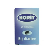 Norit Tabletten 125 mg
