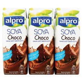 Alpro Soyadrink Choco 3-Pack