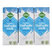 Melkan Halvolle melk