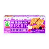 Spar Meergranen Biscuit Bosvruchten