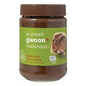Gwoon Chocopasta Hazelnoot