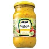 Heinz Sandwich Spread Pikante Groenten