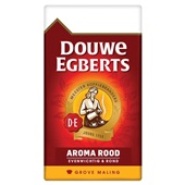 Douwe Egberts Aroma Rood Koffie Grove Maling