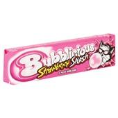 Bubblicious Kauwgom Strawberry Splash achterkant
