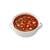 Culivers (4) tomaten-groentesoep zoutarm