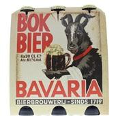 Bavaria Speciaalbier Bok Bier Fles 6X 30 Cl