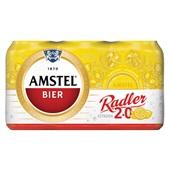 Amstel Radler Pils Blik 6X33 Cl