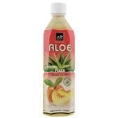 Tropical Aloe Vera Drink Peach