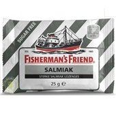 Fisherman's Friend Keelverzachter Salmiak Suikervrij