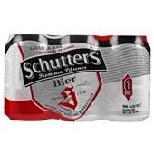 Schuttersbier Bier Blik 6X33 Cl