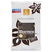 De Heer Chocolade Chocolade Bloemen Melk/Puur