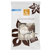De Heer Chocolade Chocolade Musket Flikken Melk