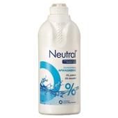 Neutral afwasmiddel Neutral afwasmiddel is geconcentreerd