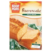Koopmans Bakmix Boerencake