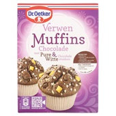 Dr. Oetker Bakmix Muffins Chocolade