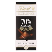 Lindt Excellence Noir Chocolade Intense 70%