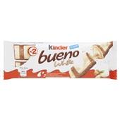 Kinder Chocolade Bueno White
