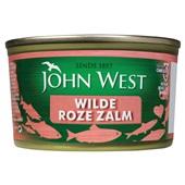 John West Roze Zalm