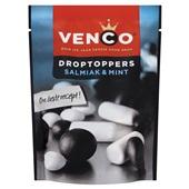 Venco Droptopper Salmiak Mint