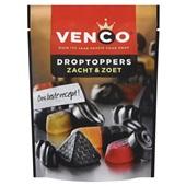 Venco Droptoppers Drop Zacht & Zoet
