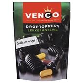 Venco Droptoppers Drop Lekker & Stevig