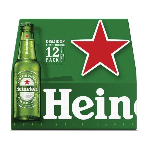 Heineken Pils Mono voorkant