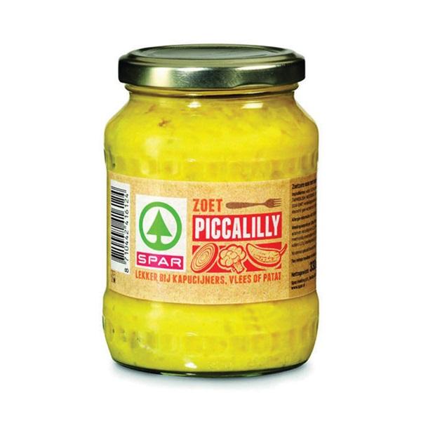 Spar Picalilly voorkant